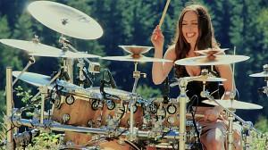 Drążąc temat perkusistek -  Meytal Cohen