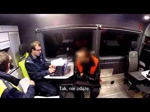 Inspekcja Transportu Drogowego - czytała Krystyna Czubówna