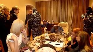 Rosyjscy antyterroryści wpadli do mieszkania...