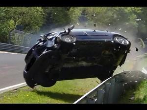 Nürburgring Nordschleife - wypadki 2014