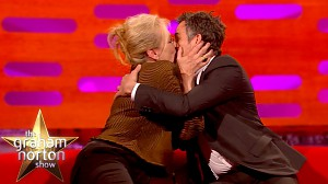 Meryl Streep całuje Marka Ruffalo