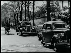 Test na prawo jazdy w 1935 roku