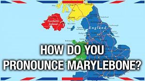 Poprawna wymowa nazw brytyjskich miast