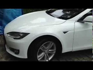 Najnowszy model silnika Tesli