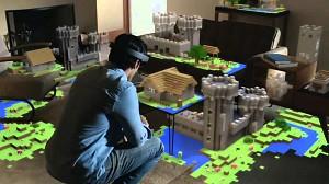 Microsoft HoloLens - lepszy niż GoogleGlass?