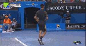 Australian OPEN 2015 - Djokovic vs Abrams