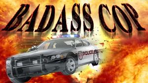 Rozśpiewany policjant w wersji zbój drogowy