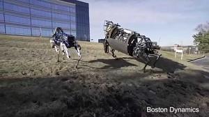 Spot - najnowszy robot Boston Dynamics