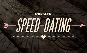 Randka w ciemno... w Mustangu!
