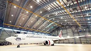 Jak przemalować Boeinga 737?