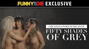 """Dlaczego gwiazdy porno nienawidzą """"50 twarzy Greya""""?"""