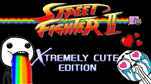 Street Fighter: wersja słodsza