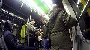 McDonald's w twoim tramwaju!