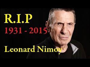 Leonard Nimoy R.I.P