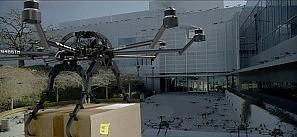 Drony Hitchcocka!