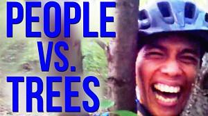 Ludzie kontra drzewa