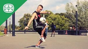 Freestyle Football - Szymo - World Freestyle Champion
