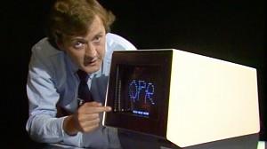 Ekran dotykowy z 1982 roku