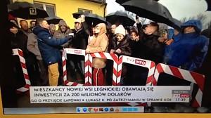"""""""Niech wszyscy ludzie wezną"""" - brawurowa wypowiedź w TVP Info"""