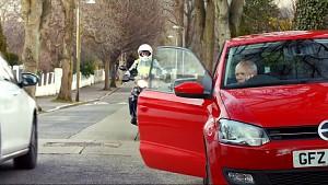 Patrz w lusterka! Spójrz dwa razy! - Kampania Bezpieczeństwa Motocyklistów