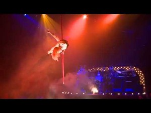 Anna De Carvalho - Flying Pole