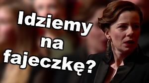 Agata Kulesza - Idziemy na fajeczkę? - Ścianka Myśli