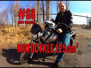 Motocykl 125cm3 - MOTO DORADCA