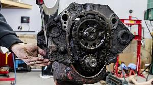 Renowacja silnika Chevrolet V8