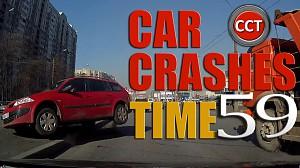 Car Crashes Time 59