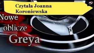 """Niespodzianka zostawiona przez Joannę Koroniewską w audiobooku """"Nowe oblicze Greya"""""""