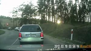 Dziwny kierowca passata