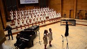 Chór dziecięcy śpiewa Nothing Else Matters