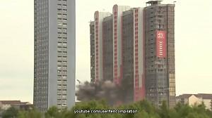 Wyburzanie budynków - kompilacja
