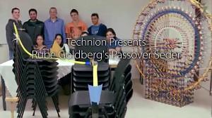 Biblijna maszyna Rube Goldberga