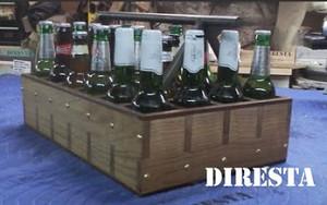 Oryginalna skrzynka na piwo