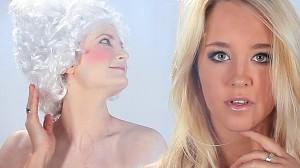 Kobiecy makijaż na przestrzeni wieków