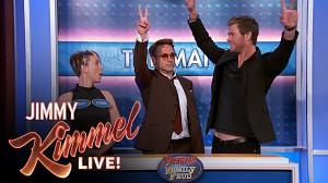 """Avengersi w """"Familiadzie"""""""