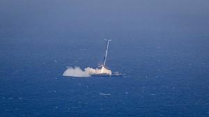 Kolejne nieudane lądowanie Falcona 9