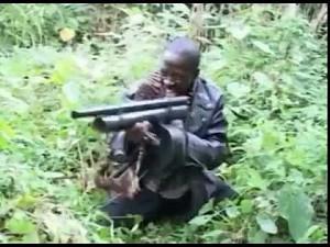 Uganda Air Force w akcji