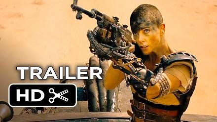 Mad Max: Na drodze gniewu (zwiastun)