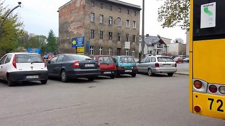 Tajemnicze siły nadprzyrodzone na parkingu w Gliwicach