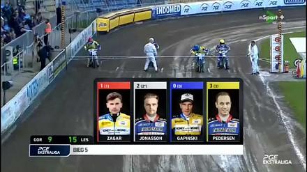 Zagar vs Pedersen - zacięta walka o 2. miejsce