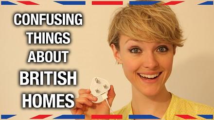 Różnice pomiędzy amerykańskim i brytyjskim domem