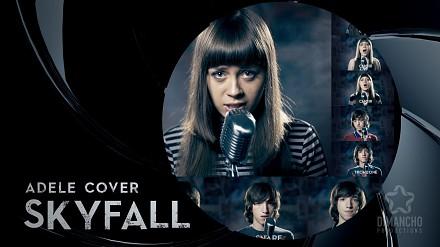Skyfall - Acapella Cover autorstwa Mary Sazonova & Tikhon L.