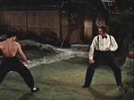 Chiński łącznik - dwie mało znane walki Bruce'a Lee