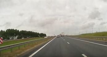 Ewolucje na autostradzie