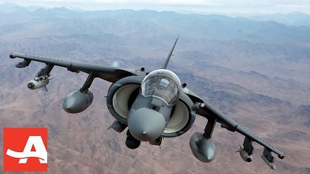 Były wojskowy pilot jako cywil kupuje Harriera