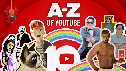 10 lat YouTube