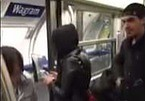 Dżentelmen w metrze