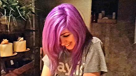 Zmieniający się kolor włosów
